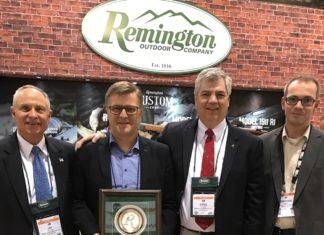 Remington Distributor des Jahre