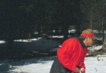 Nachsuche im Schnee