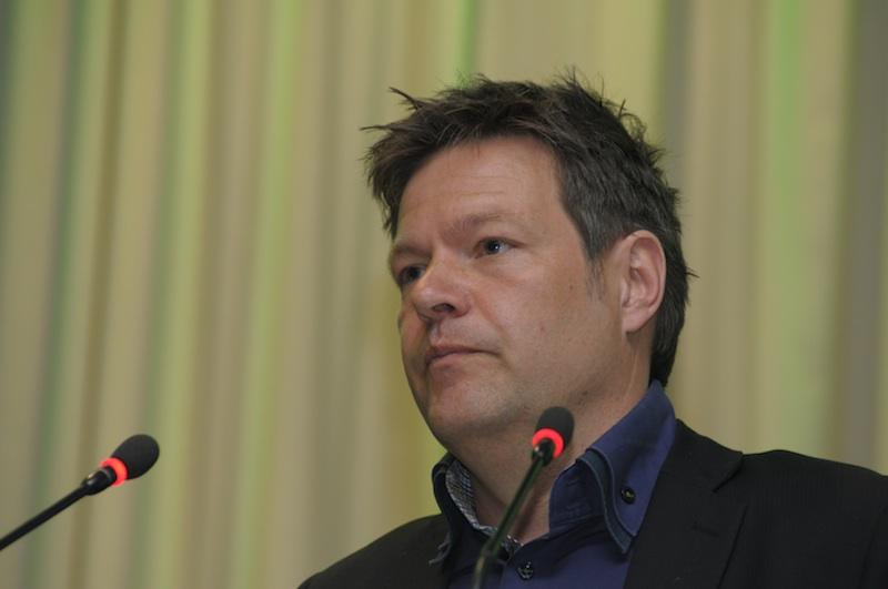 Grüne Robert Habeck