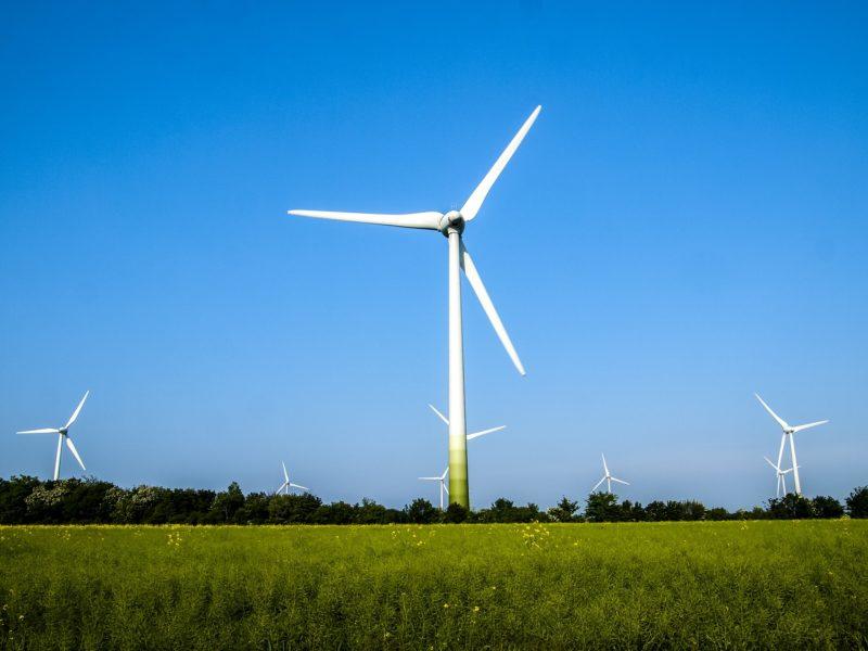Windräder werden stillgelegt