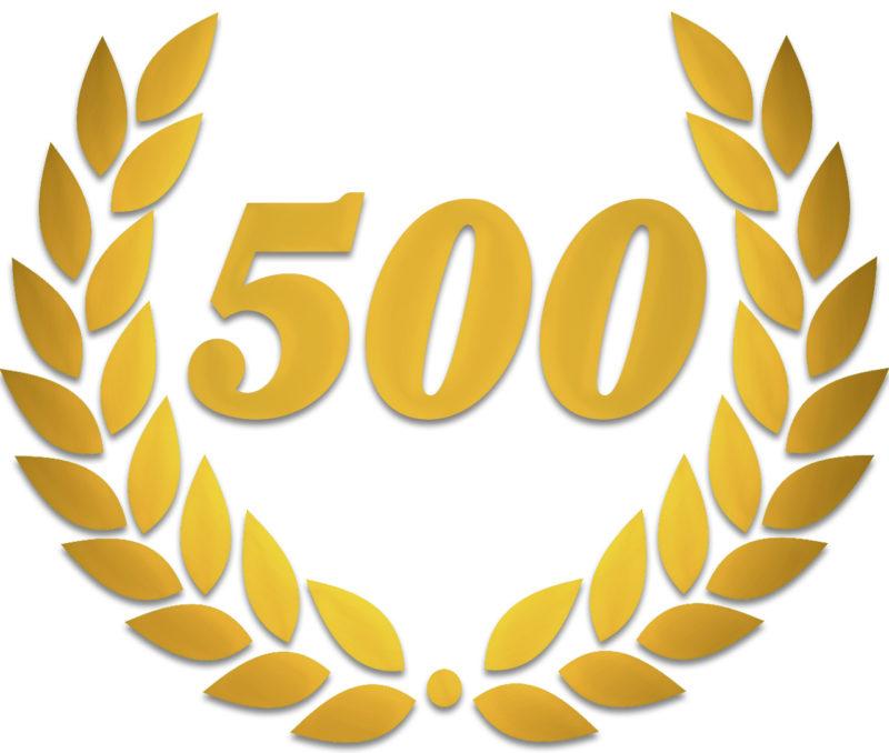 500 registrierte Nutztierrisse