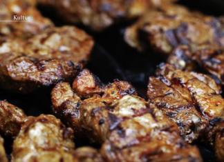 Wildschwein-Steaks