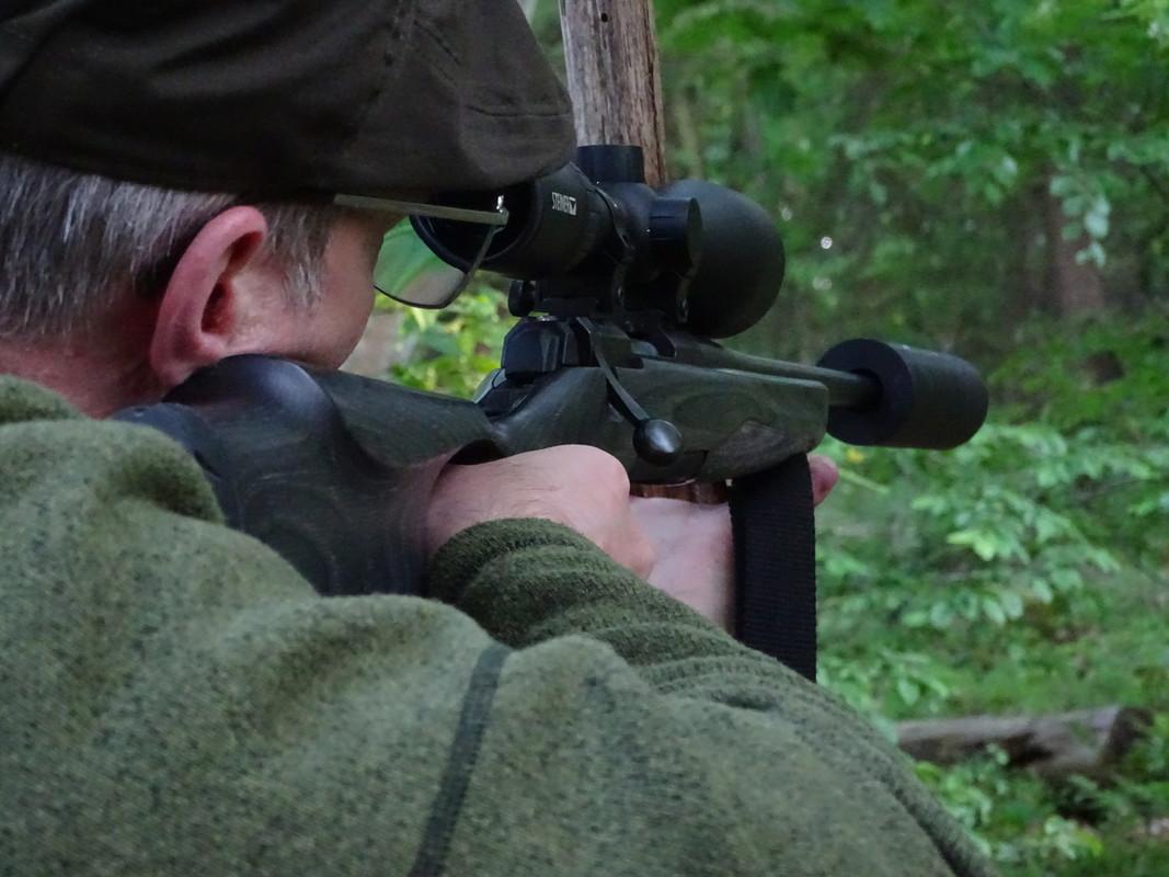Niedersachsen: Waffen wegen Bedrohung beschlagnahmt - WILD UND HUND