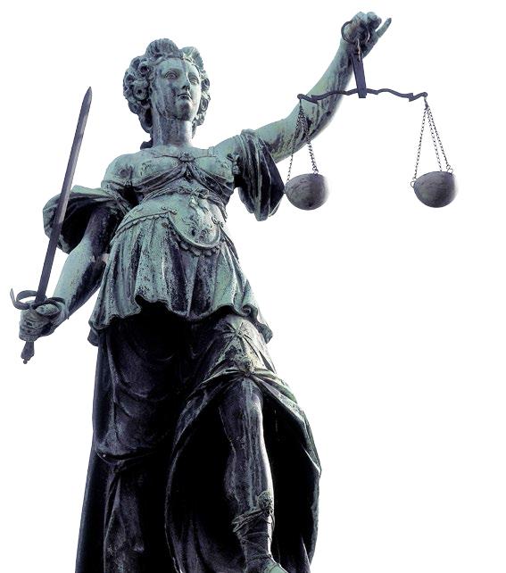 Jäger vor Gericht