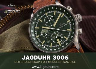 Jagduhr 3006