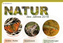 Natur des Jahres 2018