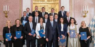 Bayerisches Kabinett