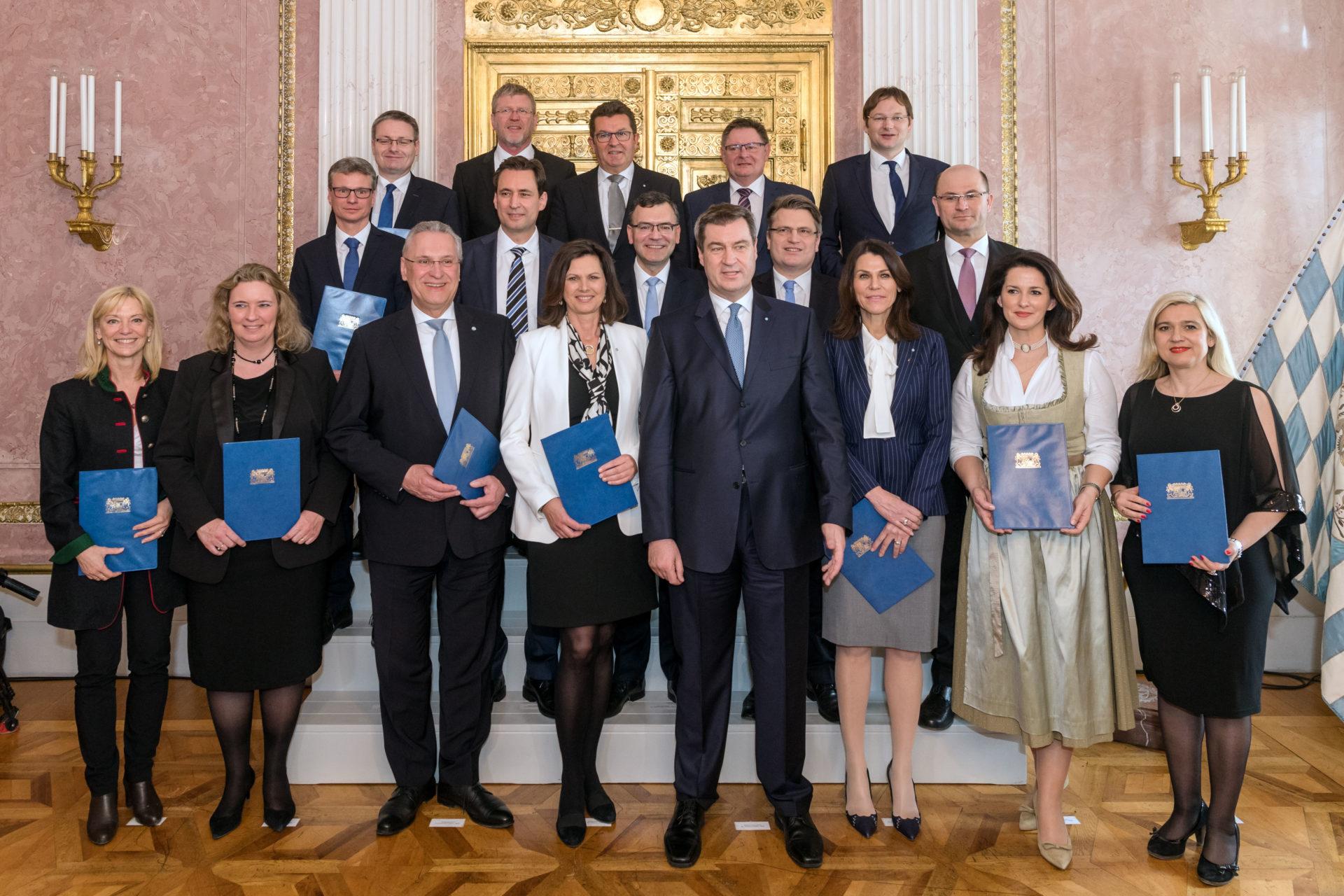 Landwirtschaftsministerin Bayern