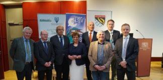 Bayerische Naturschutzverbände in Brüssel