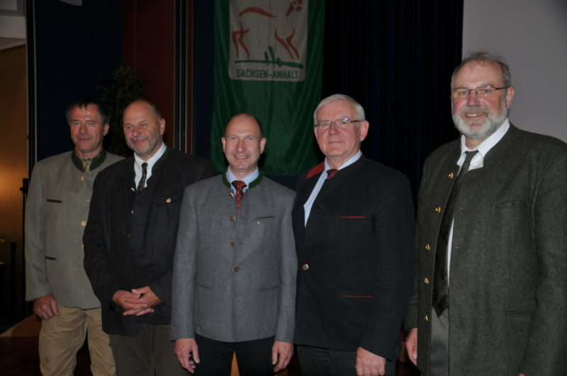 Präsidium LJV Sachsen-Anhalt