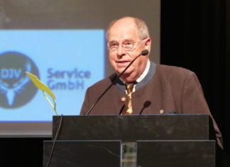 DJV-Präsident Fischer