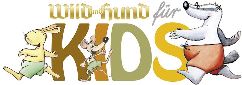 Wild und Hund KIDS Logo