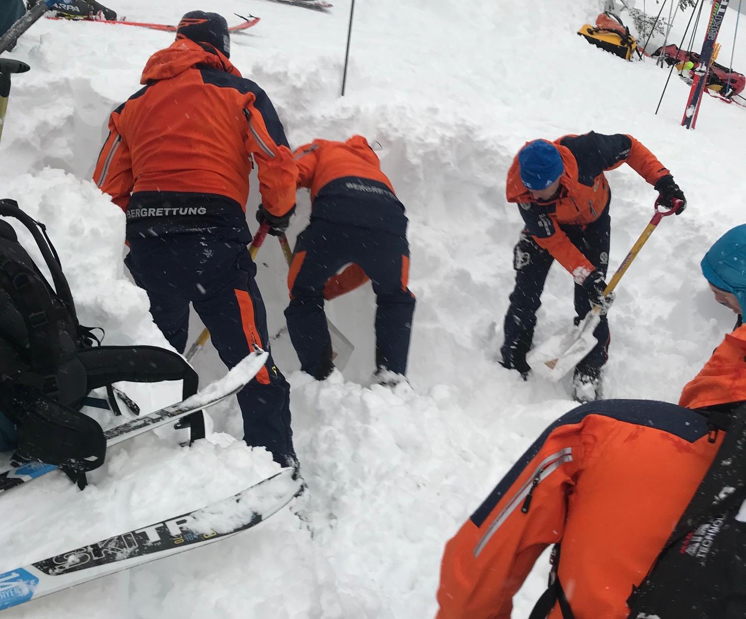 Salzburg: Zwei Jäger sterben in Lawine