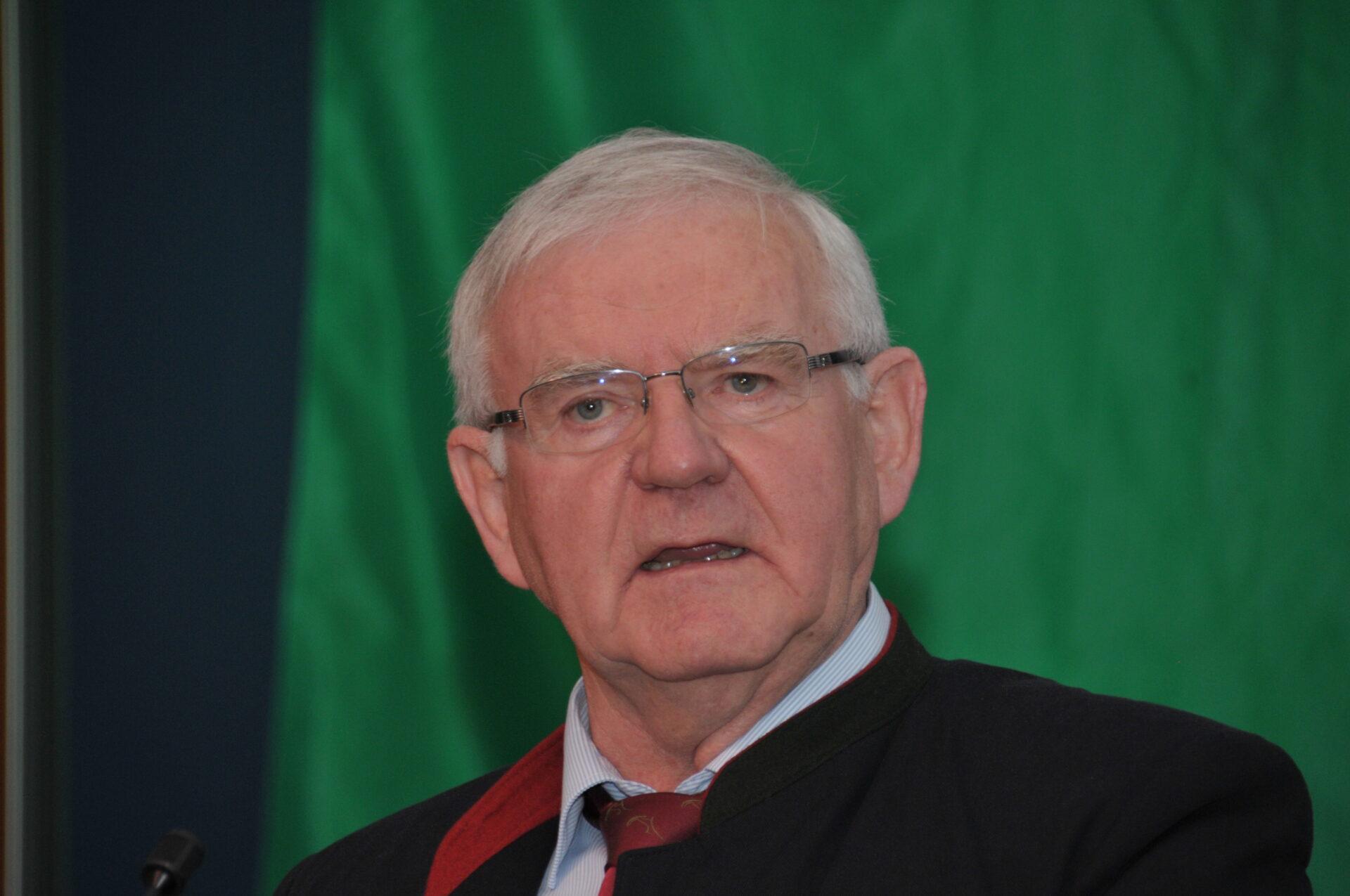 Sachsen-Anhalt: Trauer um LJV-Präsident Hans-Heinrich Jordan - WILD UND HUND