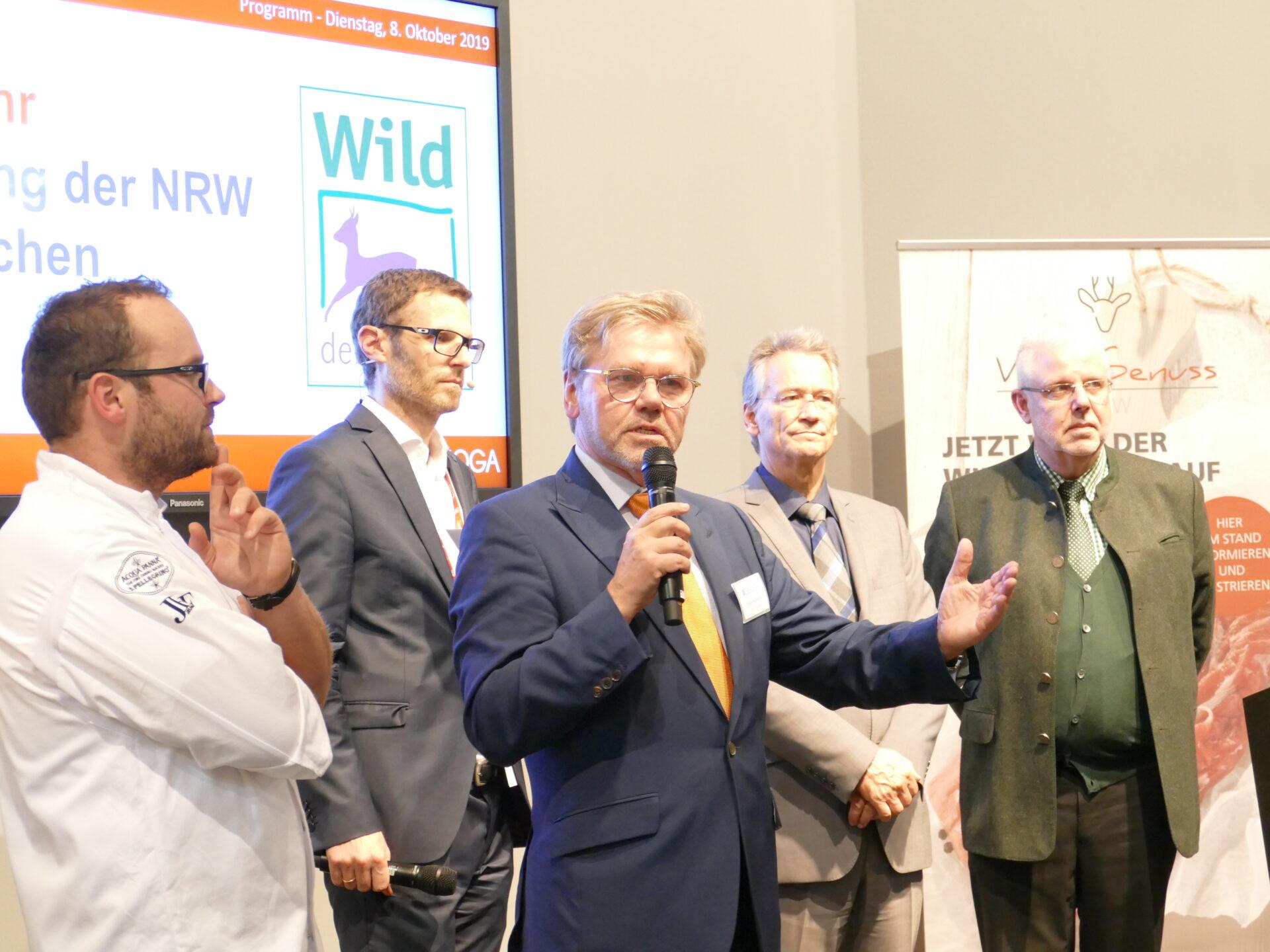 Nordrhein-Westfalen: Wild bietet klimaneutralen Fleischgenuss - WILD UND HUND