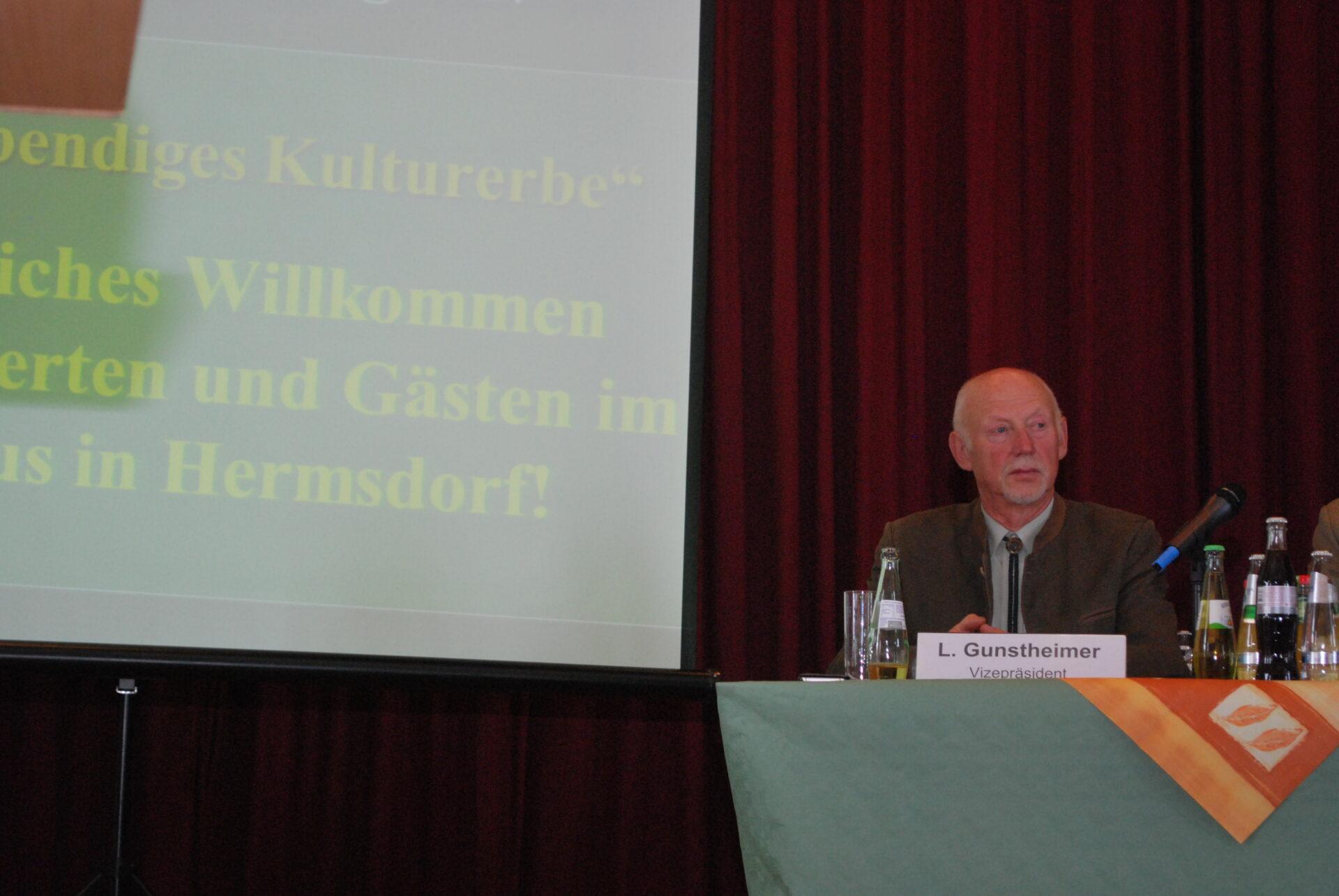 Thüringen: Gunstheimer soll LJV führen - WILD UND HUND