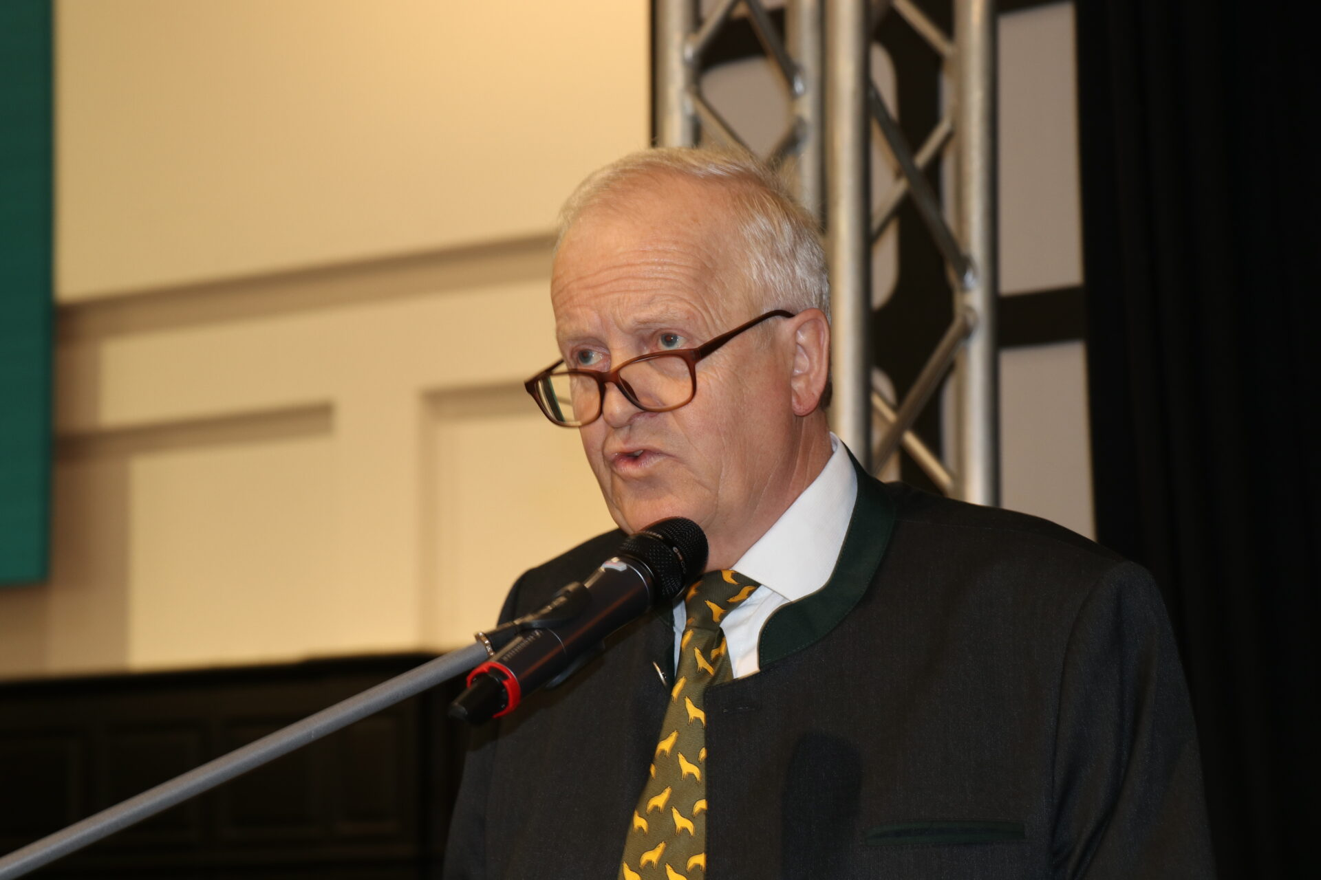 Volker Böhning LJV Mecklenburg Vorpommern