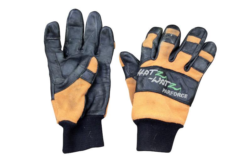 Leichte Schutz Handschuhe