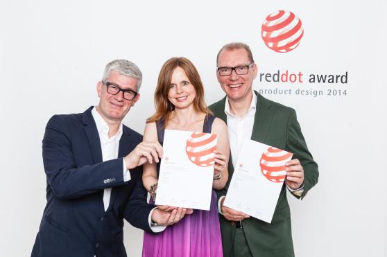 Red dot awardu c für fernglas minox bl hd wild und hund
