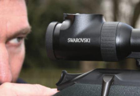 Swarovski Zielfernrohr Entfernungsmesser : Zielfernrohr swarovski z i ii sr absehen a mit