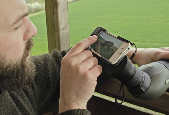 Jagdausrüstung: optik für jäger wild und hund